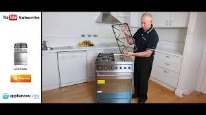 Gas Kitchen Appliances Expert Review Of The Freestanding Smeg Gas Oven Stove C6gvxa8
