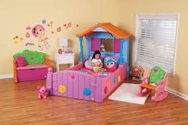 Lalaloopsy Bedroom Lalaloopsy Twin Bed Amazonca Toys Games