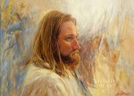 the christ lds art