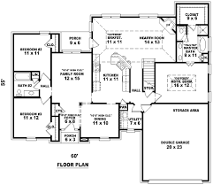 Minden By Wardcraft Homes Two Story Floorplan2200 Square Foot House Plans