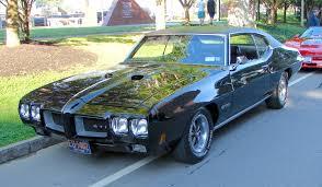 of WNY - 1970 Pontiac GTO
