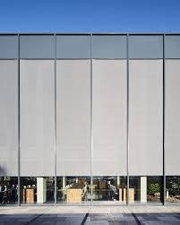 Sonnenschutz Für Fenster Und Fassade Aus Verbundmembranen Serge
