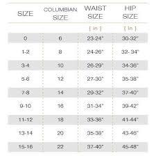 jean size converter firm shapewear body shapewear corset cincher hourglass angel size
