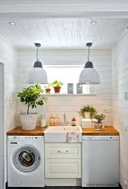 ... Small Laundry Ideas Short On Space In The Laundry Room Try One Of These  Simple Ideas ...