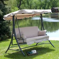 patio swing canopy replacement cover deluxe daybed with costco