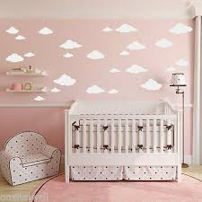 clouds wall decal 24 child s bedroom