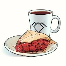 Image result for twin peaks clipart