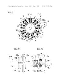 Ponent electric motor diagram electric motor diagram schematic