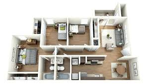 3 Bedroom Apartments For Rent With Utilities Included Design Interesting Decoration