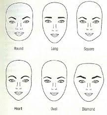 eyebrow shapes for diamond faces. eyebrow shape - face shapes for diamond faces