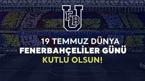 """Fenerbahçe'den """"Dünya Fenerbahçeliler Günü"""" mesajı – Futbolexpress"""