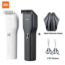 100% Original <b>XiaoMi ENCHEN</b> Powerful <b>Hair</b> Clipper <b>Professional</b> ...
