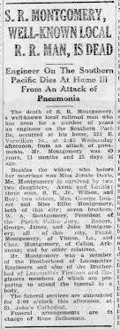 Samuel Richard Montgomery - Newspapers.com