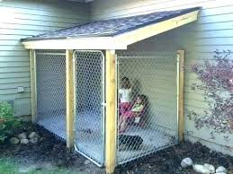 indoor outdoor dog kennel ideas kennels and runs designs photo 3 of 7 best on building diy outdoor dog kennel