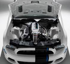 Ford Mustang Cobra Jet Concept Goes Twin-Turbo At SEMA