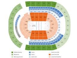 Bridgestone Predators Seating Chart Nashville Predators Tickets At Bridgestone Arena On February 10 2019 At 11 30 Am