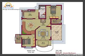 indian home design ground floor plans home design