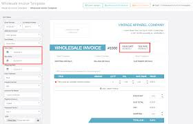 wholesale invoice template how to create and send wholesale invoices softify