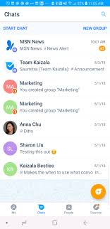 What Is Microsoft Kaizala An Office 365 App For Firstline