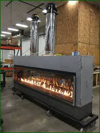 linear gas fireplace. Fireplace Diy Open Appealing Linear Gas Ideas From Gallery With Flame Image N