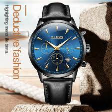 CURREN Casual Sport Watches for Men Blue <b>Top Brand Luxury</b> ...