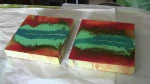 small abstract paintings on canvas by hardeep s ghatora