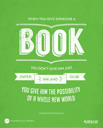 GiveBooks Some of our Favorite Quotes about Reading Chronicle Gorgeous Donation Quotes