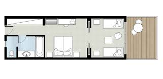 Our Rooms Hotel Planai Schladming  For Couples Families And GroupsFamily Room Floor Plan