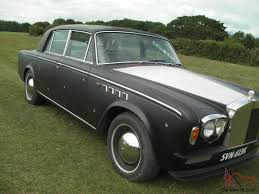 Rolls Royce Silver Shadow Classic Hot Rod