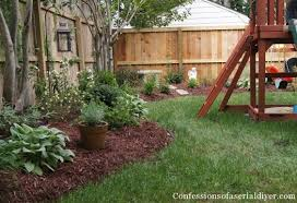 How To Create A Landscape From Scratch  Confessions Of A Serial Landscape My Backyard
