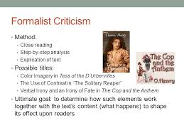 critical approaches to literature ppt video online  5 for st