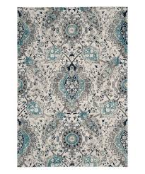 light gray cream jayne madison rug