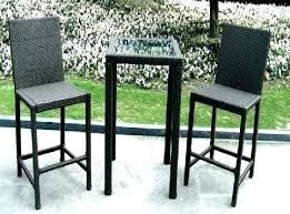 tall outdoor chairs patio furniture bistro table nice set sets 36 bar stools