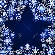 Christmas Snowflakes Pictures Snowflake Frame In The Shape Of A Star Winter Theme New Year
