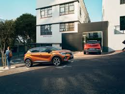 New Renault Captur with the signature <b>C</b>-<b>Shape lighting</b> - Groupe ...