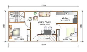 granny flat floor plans the atlas uk