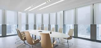 office window blinds. Roller Blind Window Solutions From Silent Gliss Office Blinds