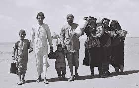 mizrahi nation acirc mosaic yemenite jews walking to aden the site of a transit camp ahead of their
