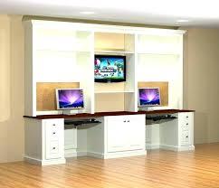 home office two desks. Double Desk Home Office Two Sided Full Image For . Desks