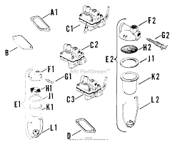 Kohler k161 28970 polaris 7 hp 5 2kw specs 2801 281298 parts wiring diagram