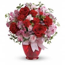 teleflora s blissfully yours bouquet