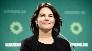 Annalena charlotte alma baerbock is a german politician. Annalena Baerbock Ist Kanzlerkandidatin Der Grunen Info 3 Srf