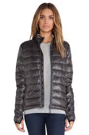 Lyst - Canada Goose Hybridge Lite Jacket in Gray