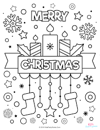We have some delightful santa images along with a cute one of mrs. Christmas Coloring Pages Printables