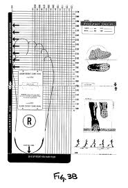 Mens Shoe Size Chart Brannock Printable Coloring Pages For