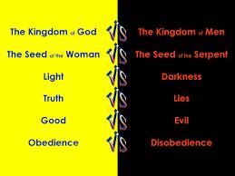 Kingdom Of Darkness To Kingdom Of Light Vs Vs Vs Vs Vs Vs The Kingdom Of God The Kingdom Of Men