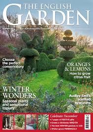 garden magazine. Wonderful Magazine The English Garden To Magazine D