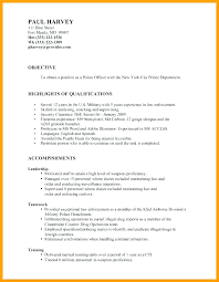 Law Enforcement Resume Cool Job Role Description Template Flight Attendant Free For Business