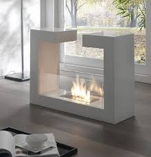 modern and sophisticated design italian bioethanol fireplace modern living room interior exclusive italian design