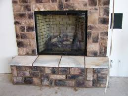 cultured stone fireplace cost